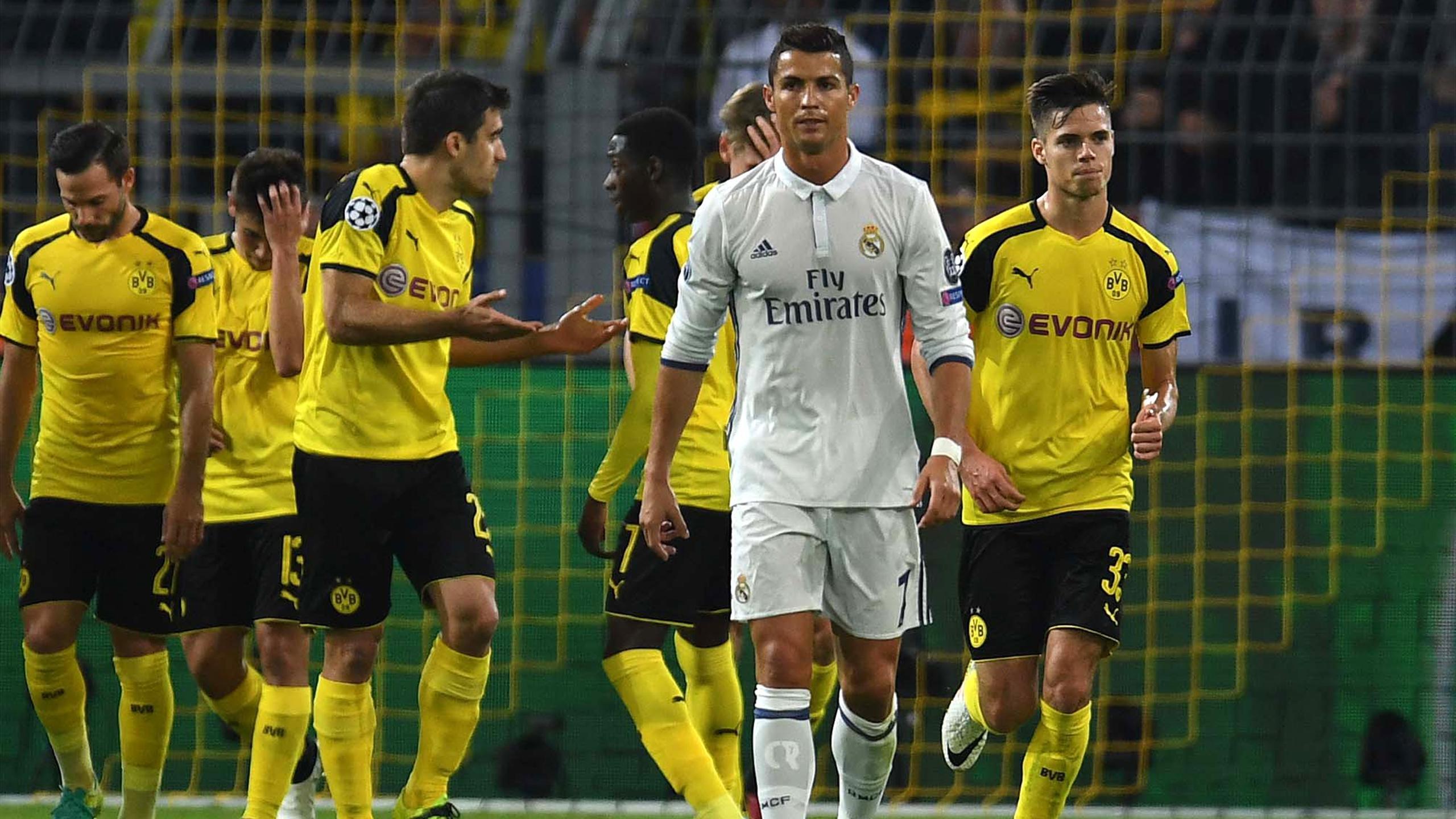Реал мадрид боруссия дортмунд 2016 прямая трансляция