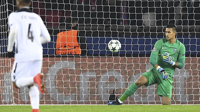 Une défense parisienne aux abois et Ludogorets a ouvert le score