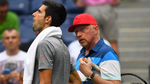 Becker: Djokovic lost top spot because he didn't work hard enough