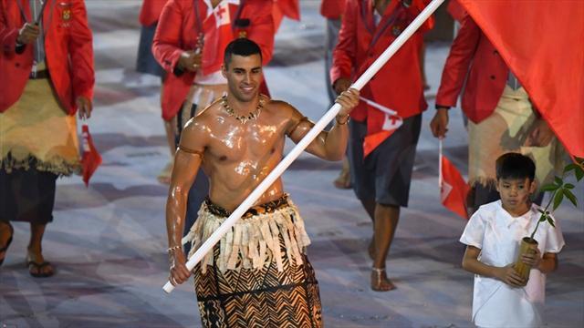 Passer du taekwondo au ski de fond ? Le pari fou de Pita Taufatofua pour les JO 2018