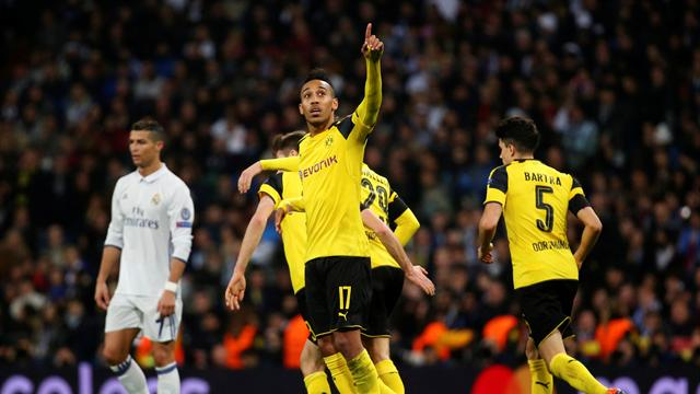 Aubameyang: 'I will move to Real Madrid - I promised my grandfather'