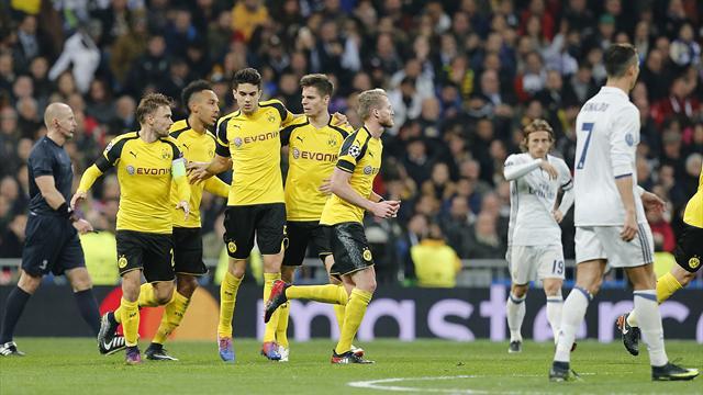 Benzema a fait de son mieux et ça n'a pas suffi : c'est Dortmund qui décroche la première place