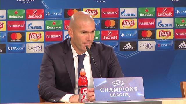 Zidane : «On mérite notre deuxième place»