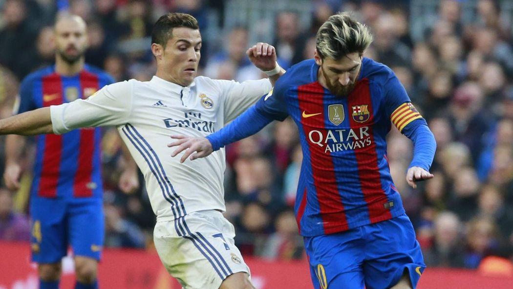 Pour La Premiere Fois Ronaldo Detrone Messi Au Classement Des