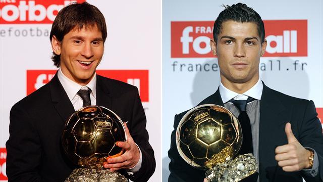 """Cristiano, entre risas: """"Si jugara en el equipo de Messi tendría más Balones de Oro que él"""""""