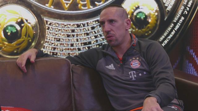 Exclusif : Franck Ribéry se livre sur son avenir après le Bayern