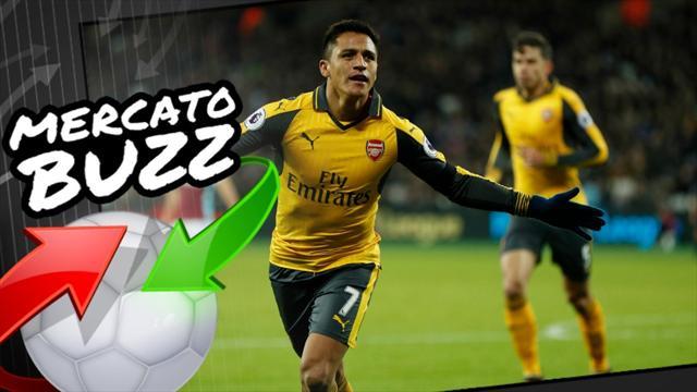 Mercato Buzz : Un rival d'Arsenal prêt à tout pour attirer Alexis Sánchez