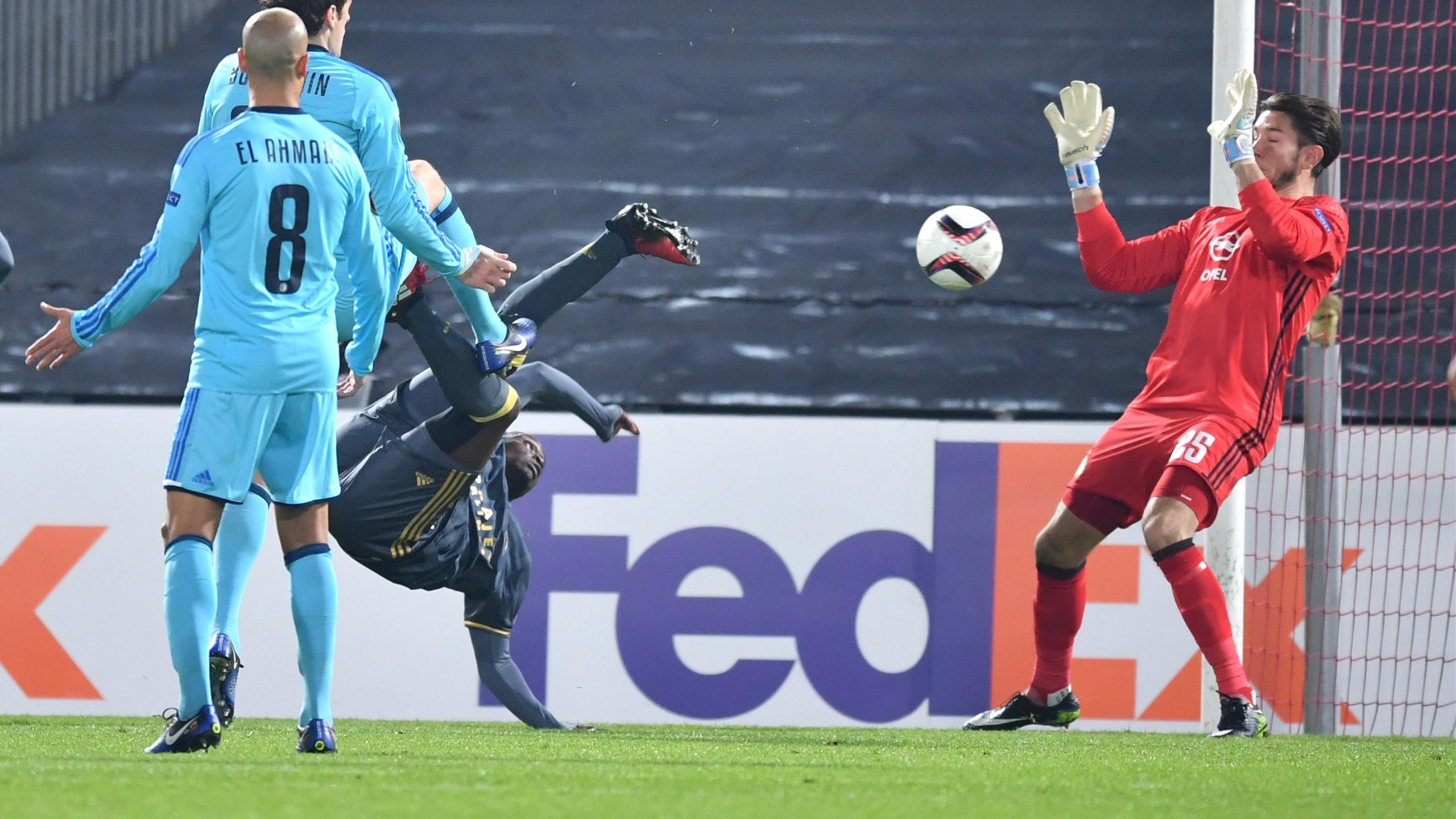 Feyenoord - Fenerbahçe (Moussa Sow)