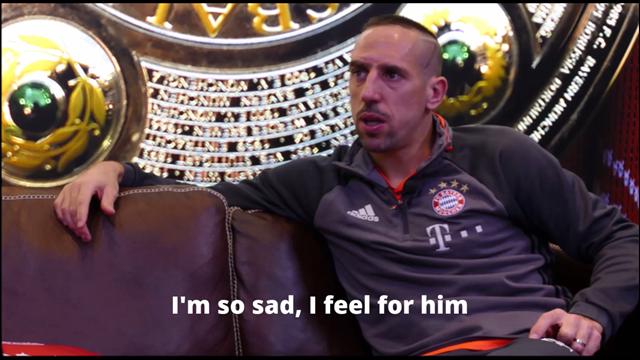 Exclusive: Ribery condemns Man Utd Schweinsteiger treatment