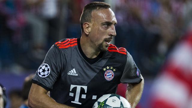 """Ribéry : """"En 2010, le Real, le Barça et Chelsea voulaient me recruter"""""""