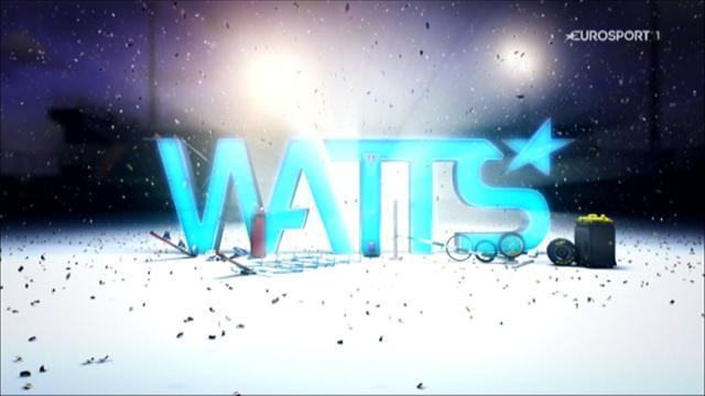 Watts Best Of: Ball-boy bodychecks, stunning shots and funny falls...