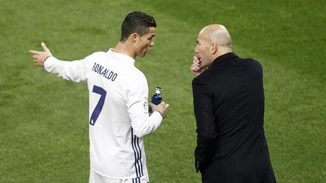 Zidane : «Ronaldo peut gagner d'autres Ballons d'Or»