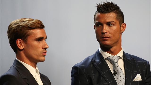 Ronaldo devance Messi et Griezmann : découvrez le classement complet