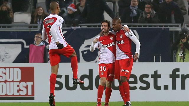 Monaco ira à Sochaux, le PSG recevra Metz en quarts de finale