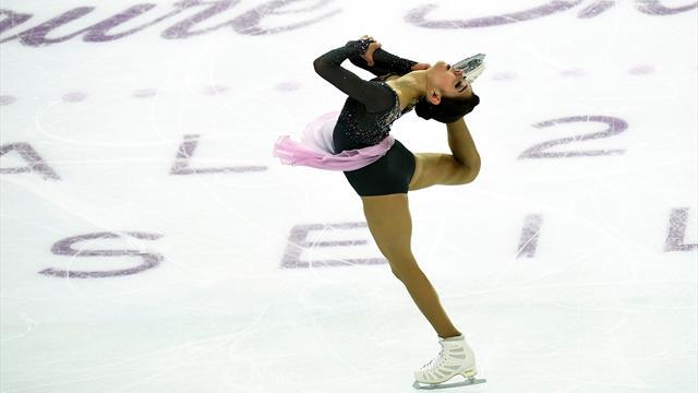 Медведева выиграла финал Гран-при второй раз подряд