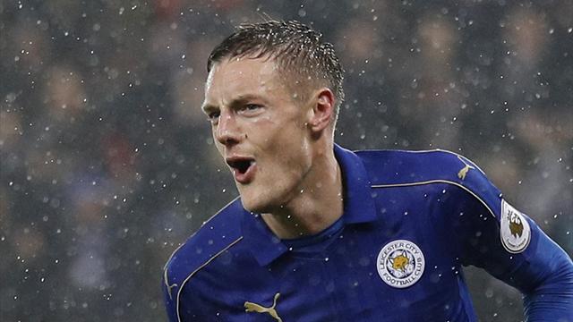A Leicester, Manchester City a fait les frais du réveil de Vardy