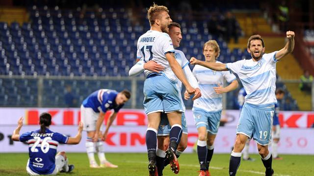 Lazio, Milinkovic-Savic: