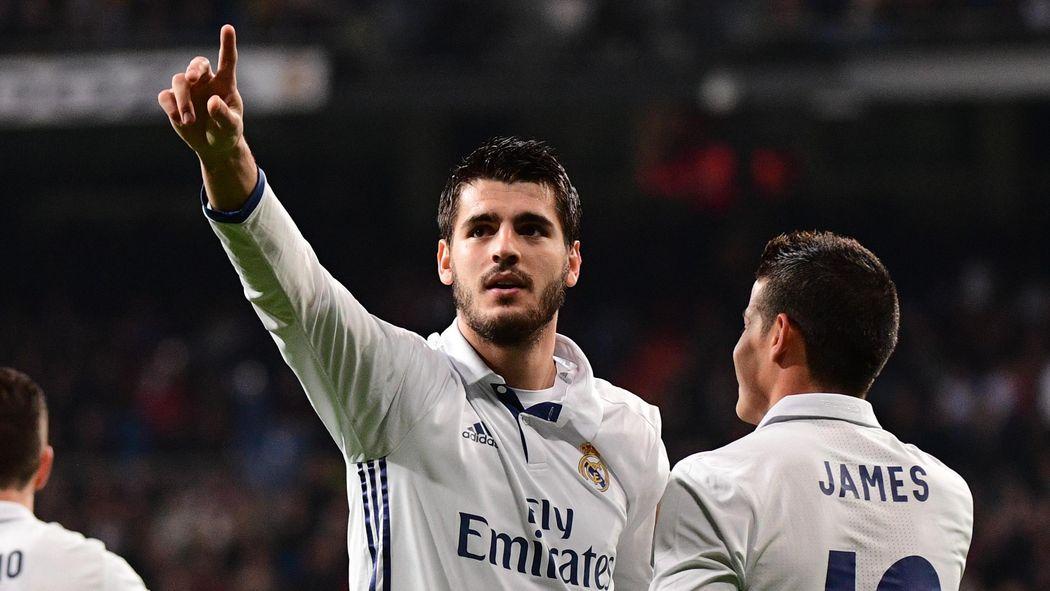 Real Madrid Diklaim Bersedia Lepas Morata Demi Mbappe