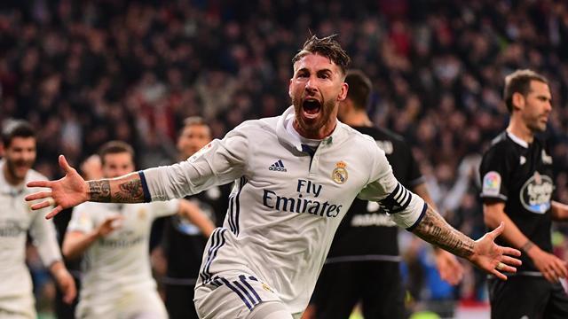 Vainqueur sur le fil, le Real Madrid bat son record avec un 35e match sans défaite