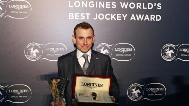 LONGINES World's Best Jockey : Ryan Moore champion du monde !