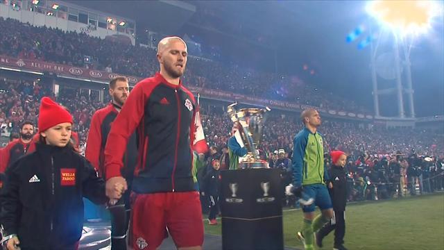 Final de la MLS: Seattle Sounders, campeón en la tanda de penaltis