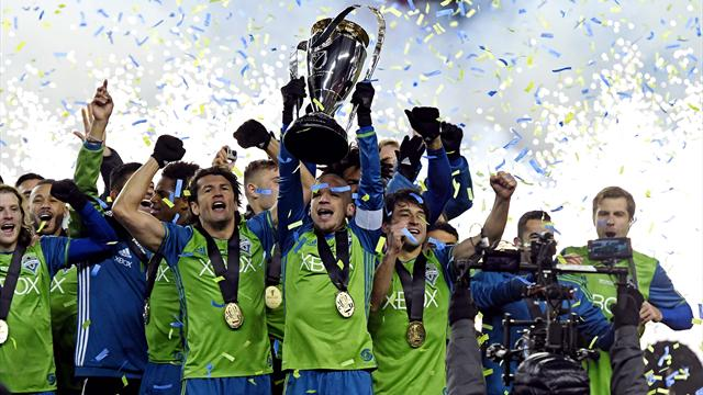 MLS'te şampiyon Seattle Sounders