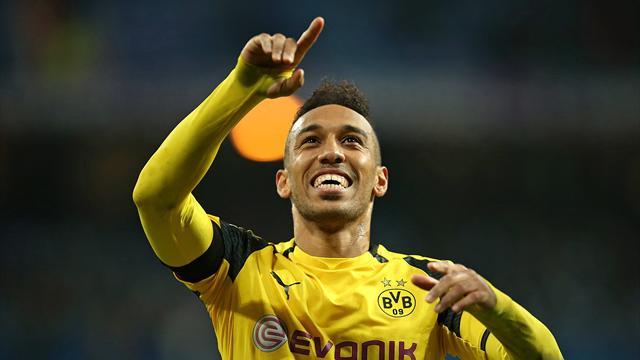 """Aubameyang : """"Le Borussia Dortmund peut faire de très grandes choses cette année"""""""