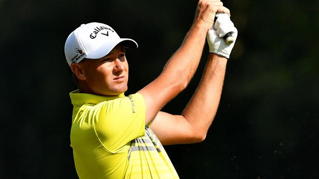 Australian journeyman Sam Brazel wins Hong Kong Open
