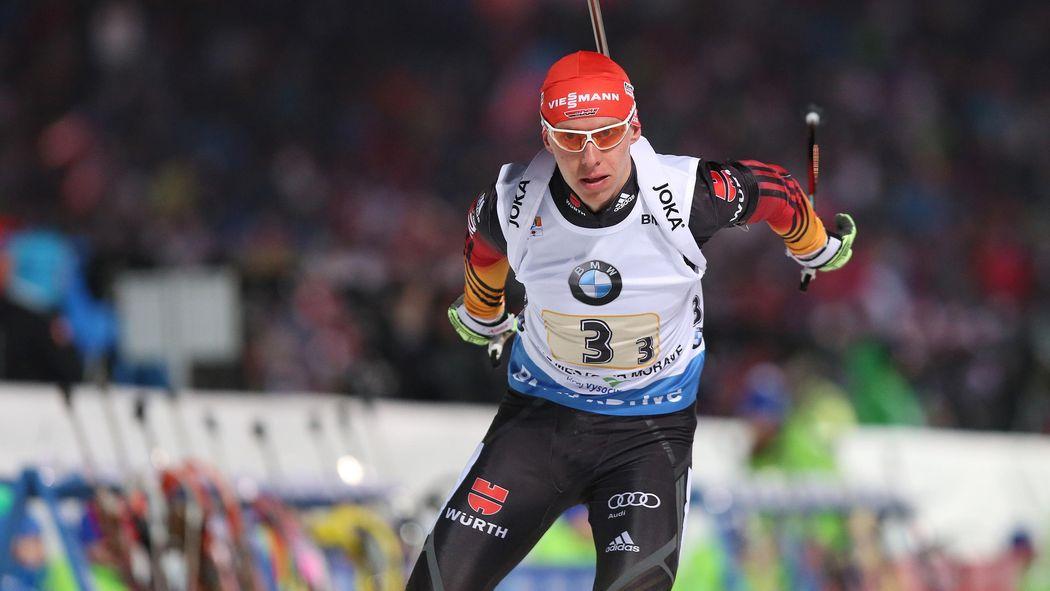 Daniel Böhm biathlon daniel böhm beendet karriere biathlon eurosport