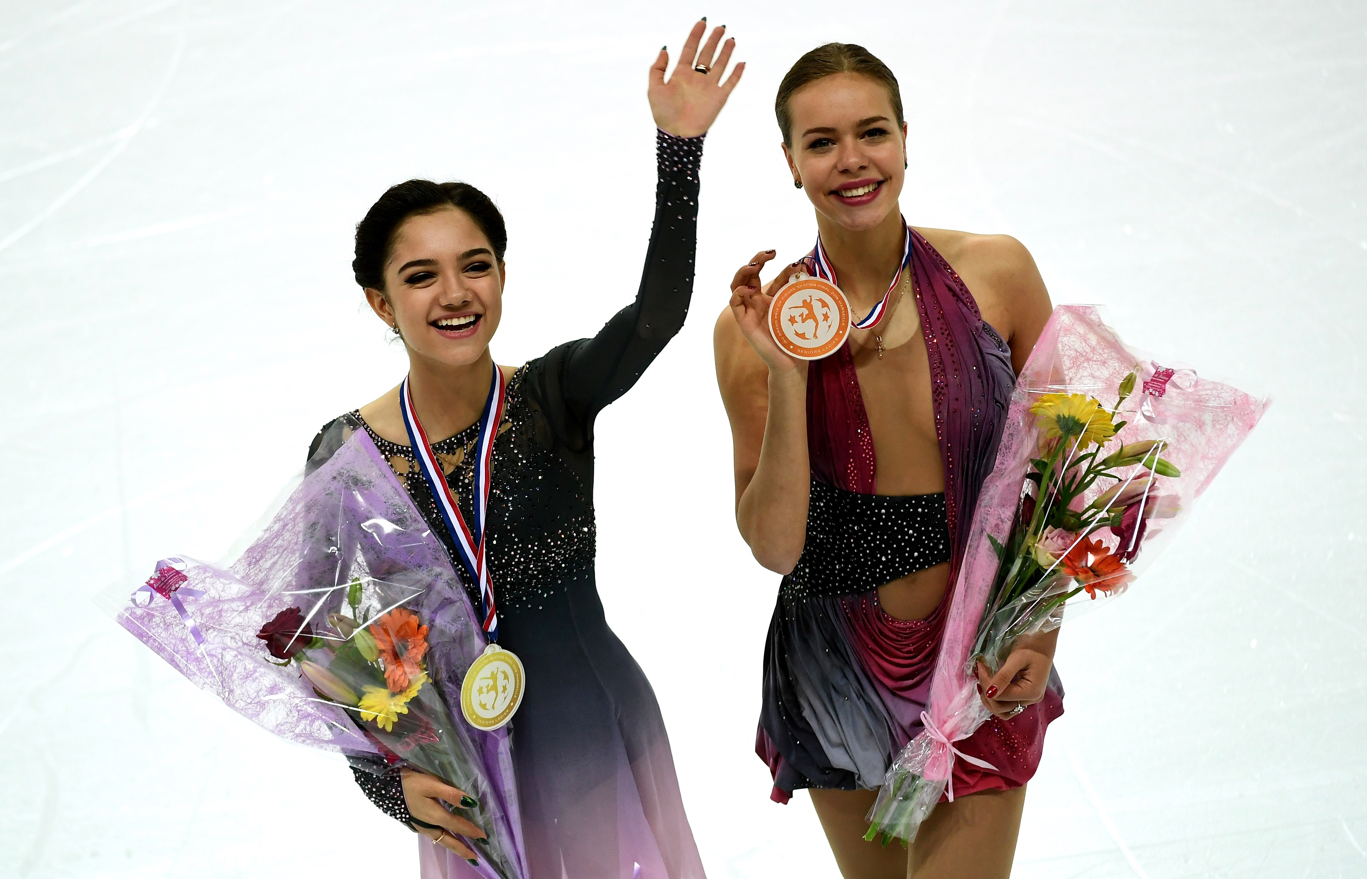 Медведева и Погорилая
