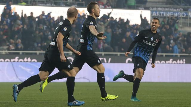 Atalanta-Empoli 2-1 Video Gol, Highlights e Sintesi (Serie A 2016-17)