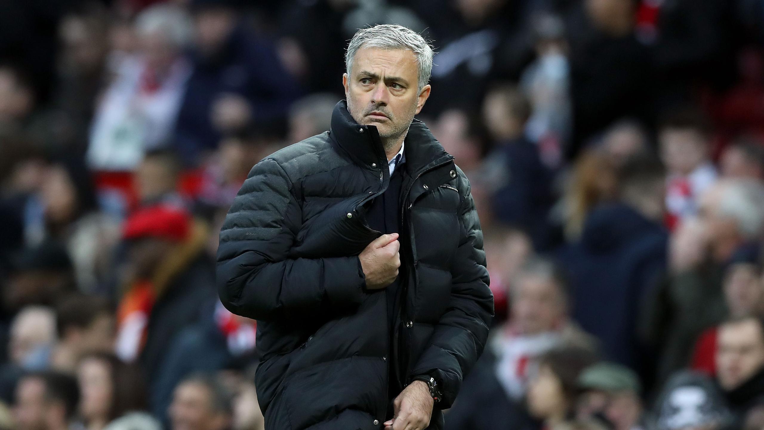 Manchester United-Tottenham, Premier League 2016-2017, José Mourinho (LaPresse)