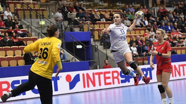 Сборная России стартовала во втором раунде ЧЕ с победы над Чехией