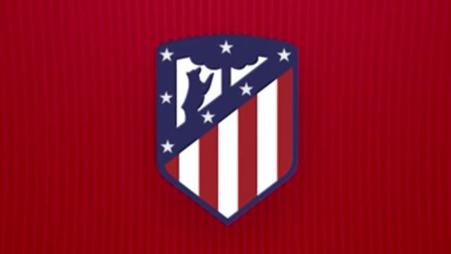 L'Altético Madridmodernise son logo