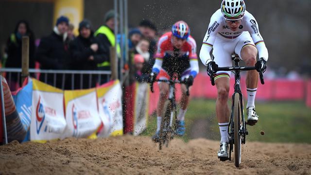 Suivez les Championnats de France de Cyclo-Cross en direct et en intégralité sur Eurosport