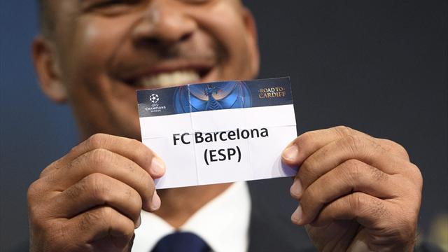 El sorteo de cuartos de Champions, el viernes 17 de marzo en Eurosport