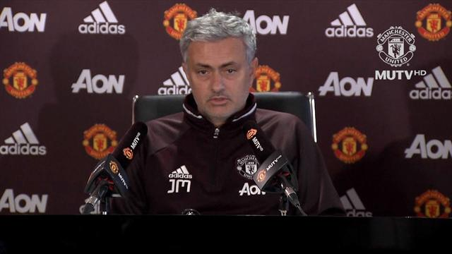 Mourinho: It will be difficult against St Etienne because every team is good