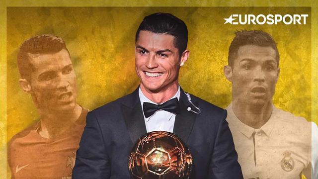 Ya es oficial: Cristiano Ronaldo gana su cuarto Balón de Oro por delante de Messi y Griezmann