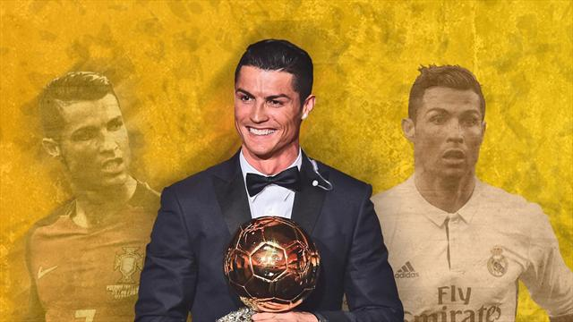 Los méritos de Cristiano para ganar su cuarto Balón de Oro