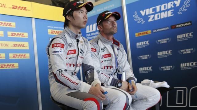 Loeb et Ma ont été des éléments clé dans le succès de Citroën en WTCC