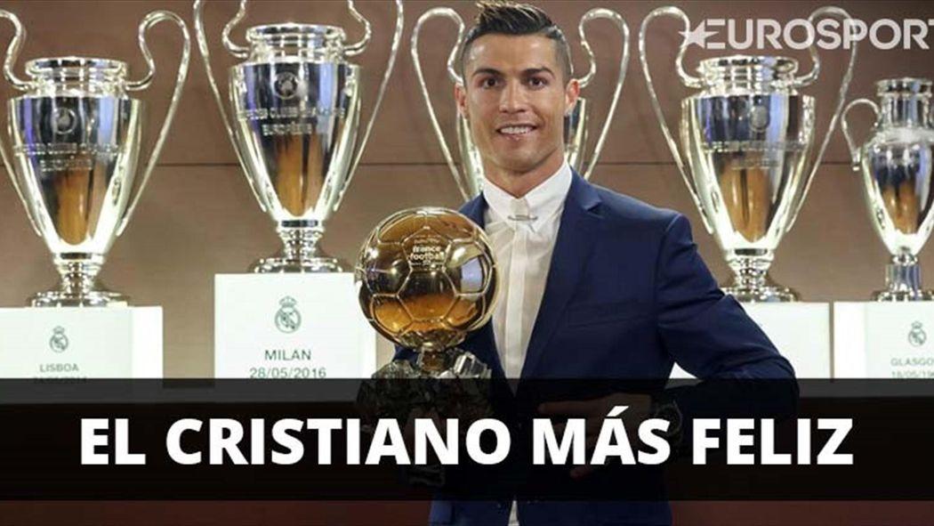 Así conquistó Cristiano su cuarto Balón de Oro - Balón de Oro 2016 - Fútbol  - Eurosport Espana 4a63b4e932237