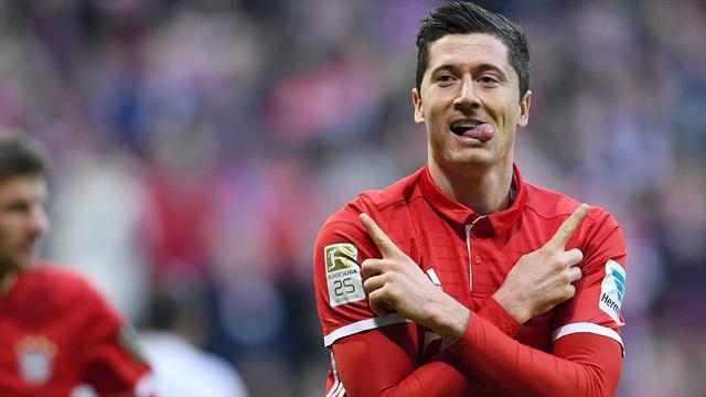"Transfer-Check: Lewandowski als ""Plan B"" in Manchester"