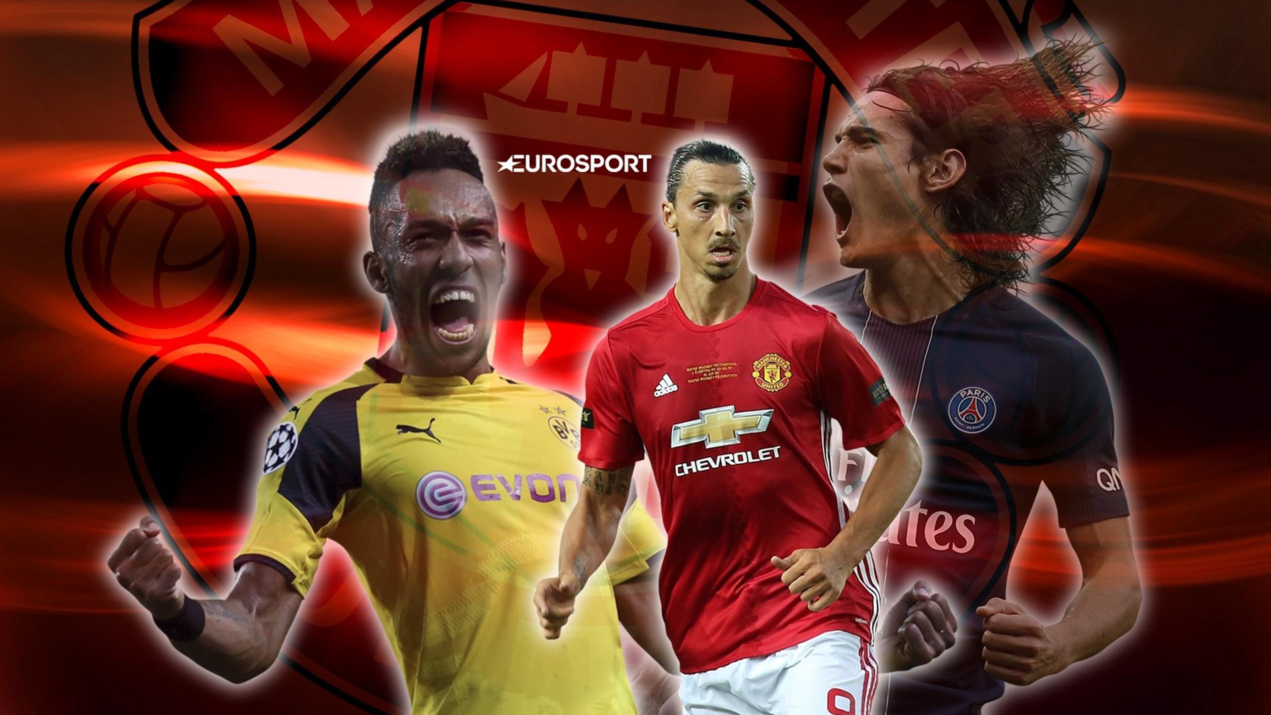 Cavani, Aubameyang, PSG & United's heir for Zlatan  - Euro Papers