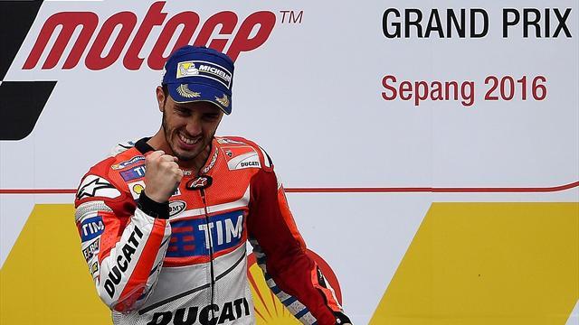 Dovizioso relishing Lorenzo challenge