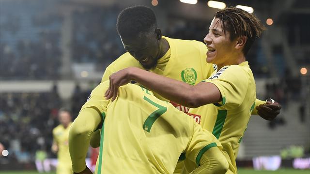 Nantes retrouve le sourire avec Conceição