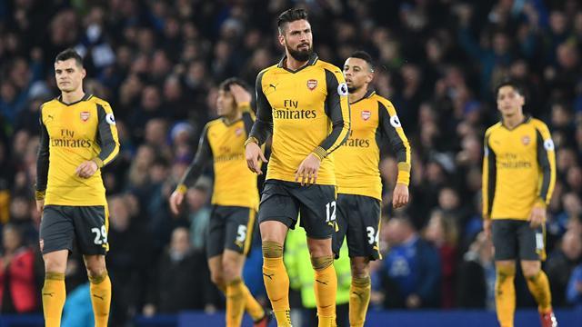 Fatigué, Arsenal a fini par céder