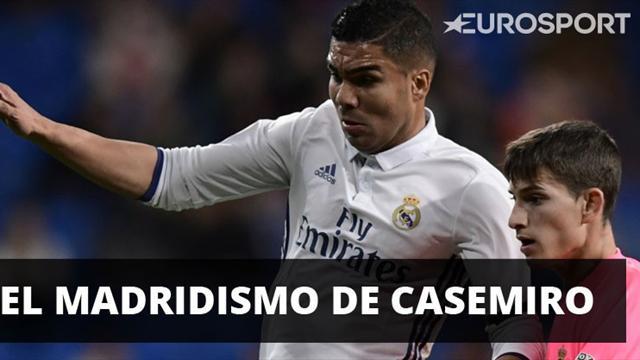 La frase de Casemiro que explica el inigualable valor del Real Madrid