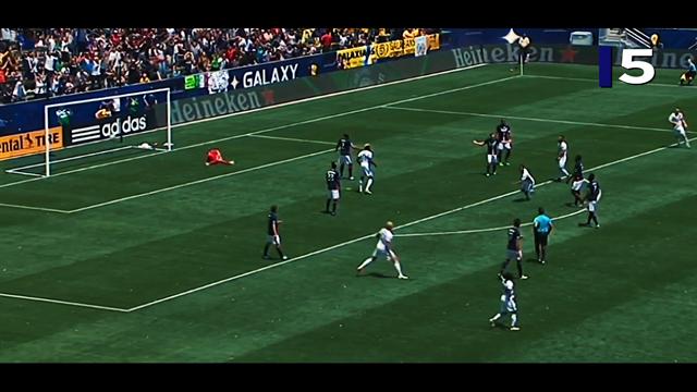 MLS: Giovinco y Gio Dos Santos, entre los mejores golazos de la temporada