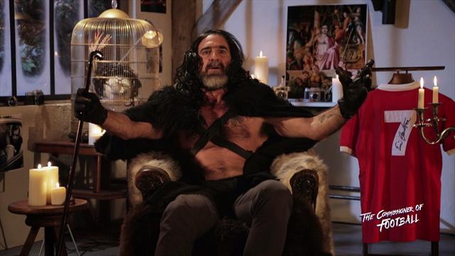 """Commissioner Cantona: """"Vergesst Eddie the Eagle, hier kommt Eric die Möwe"""""""