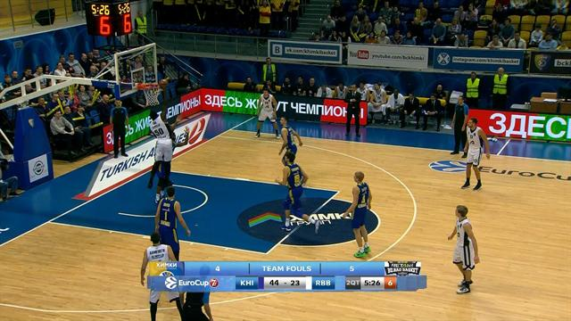 Khimki beat Bilbao Basket 99-78